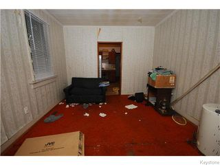 Photo 3: 1855 McDermot Avenue West in WINNIPEG: Brooklands / Weston Residential for sale (West Winnipeg)  : MLS®# 1529830