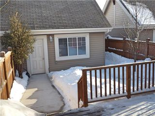 Photo 14: 5 Tansi Lane in Winnipeg: Manitoba Other Condominium for sale : MLS®# 1605021