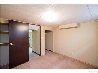 Photo 15: 82 Pear Tree Bay in Winnipeg: St Vital Residential for sale (South East Winnipeg)  : MLS®# 1606102