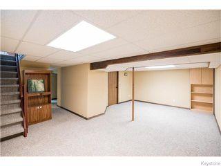 Photo 13: 82 Pear Tree Bay in Winnipeg: St Vital Residential for sale (South East Winnipeg)  : MLS®# 1606102