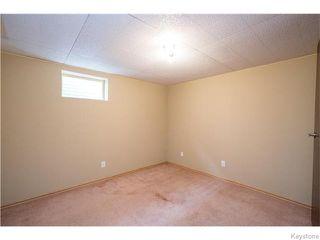 Photo 16: 82 Pear Tree Bay in Winnipeg: St Vital Residential for sale (South East Winnipeg)  : MLS®# 1606102