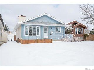 Photo 1: 82 Pear Tree Bay in Winnipeg: St Vital Residential for sale (South East Winnipeg)  : MLS®# 1606102