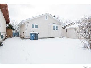 Photo 20: 82 Pear Tree Bay in Winnipeg: St Vital Residential for sale (South East Winnipeg)  : MLS®# 1606102
