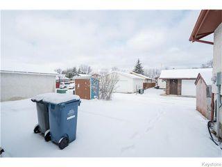 Photo 19: 82 Pear Tree Bay in Winnipeg: St Vital Residential for sale (South East Winnipeg)  : MLS®# 1606102