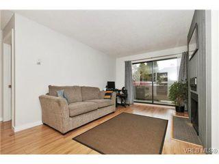 Photo 2: 202 3215 Alder St in VICTORIA: SE Quadra Condo for sale (Saanich East)  : MLS®# 728230