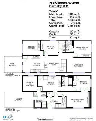 """Photo 18: 756 GILMORE Avenue in Burnaby: Willingdon Heights House for sale in """"Willingdon Heights"""" (Burnaby North)  : MLS®# R2087596"""