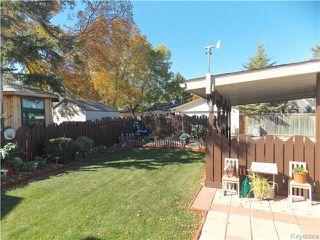 Photo 20: 333 Wales Avenue in Winnipeg: Meadowood Residential for sale (2E)  : MLS®# 1624977