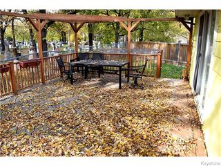 Photo 16: 50 Mortimer Place in Winnipeg: Scotia Heights Residential for sale (4D)  : MLS®# 1626202