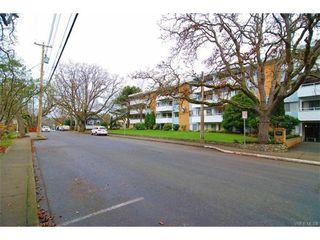 Photo 1: 406 2100 Granite St in VICTORIA: OB South Oak Bay Condo for sale (Oak Bay)  : MLS®# 747533