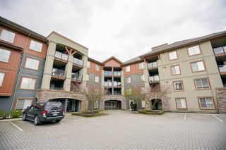 """Photo 1: 2116 244 SHERBROOKE Street in New Westminster: Sapperton Condo for sale in """"COPPERSTONE"""" : MLS®# R2154653"""