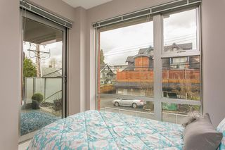 """Photo 10: 411 3811 HASTINGS Street in Burnaby: Vancouver Heights Condo for sale in """"MONDEO"""" (Burnaby North)  : MLS®# R2156944"""