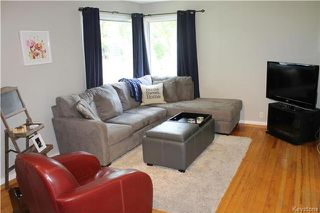 Photo 4: 699 Cambridge Street in Winnipeg: River Heights Residential for sale (1D)  : MLS®# 1714355