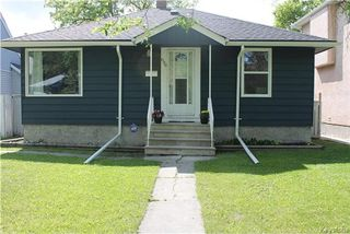 Photo 1: 699 Cambridge Street in Winnipeg: River Heights Residential for sale (1D)  : MLS®# 1714355