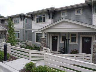 Photo 1: 25 34230 Elmwood in Abbotsford: Abbotsford East Townhouse for sale : MLS®# R2183735
