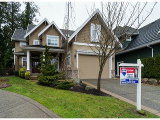 Photo 1: 3888 154TH Street in South Surrey White Rock: Home for sale : MLS®# F1430364
