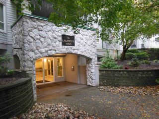 "Photo 1: 311 1150 LYNN VALLEY Road in North Vancouver: Lynn Valley Condo for sale in ""The Laurels"" : MLS®# R2216205"