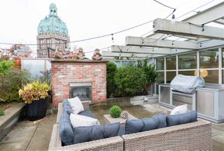 """Photo 16: 701 546 BEATTY Street in Vancouver: Downtown VW Condo for sale in """"The Crane"""" (Vancouver West)  : MLS®# R2216394"""