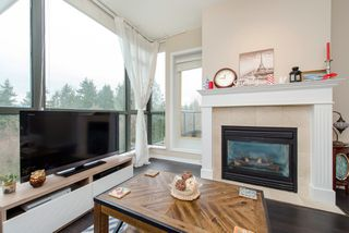 "Photo 8: 801 6837 STATION HILL Drive in Burnaby: South Slope Condo for sale in ""Claridges"" (Burnaby South)  : MLS®# R2239068"