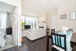 "Photo 5: 801 6837 STATION HILL Drive in Burnaby: South Slope Condo for sale in ""Claridges"" (Burnaby South)  : MLS®# R2239068"