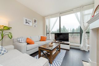 "Photo 7: 801 6837 STATION HILL Drive in Burnaby: South Slope Condo for sale in ""Claridges"" (Burnaby South)  : MLS®# R2239068"
