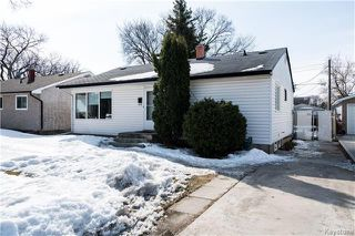 Main Photo: 228 Bruce Avenue in Winnipeg: Silver Heights Residential for sale (5F)  : MLS®# 1807358
