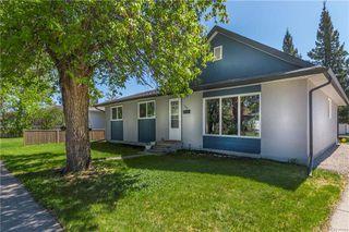 Photo 1: 356 Margaret Avenue in Winnipeg: Margaret Park Residential for sale (4D)  : MLS®# 1813316
