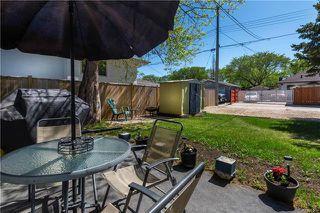 Photo 17: 356 Margaret Avenue in Winnipeg: Margaret Park Residential for sale (4D)  : MLS®# 1813316