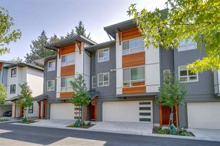 """Photo 1: 72 8508 204 Street in Langley: Willoughby Heights Townhouse for sale in """"ZETTER PLACE"""" : MLS®# R2294651"""