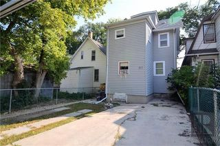 Photo 18: 600 Lipton Street in Winnipeg: West End Residential for sale (5C)  : MLS®# 1823374