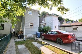 Photo 17: 600 Lipton Street in Winnipeg: West End Residential for sale (5C)  : MLS®# 1823374