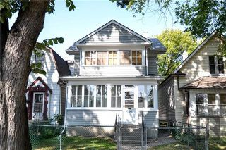 Photo 1: 600 Lipton Street in Winnipeg: West End Residential for sale (5C)  : MLS®# 1823374