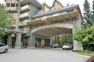 """Photo 1: 227 4315 NORTHLANDS Boulevard in Whistler: Whistler Village Condo for sale in """"CASCADE LODGE"""" : MLS®# R2303926"""
