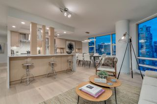 "Photo 1: 1508 1500 HORNBY Street in Vancouver: Yaletown Condo for sale in ""888 Beach"" (Vancouver West)  : MLS®# R2305894"