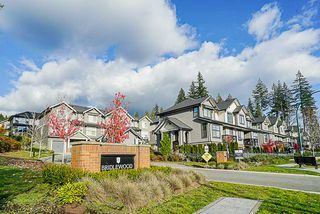 "Main Photo: 34 3461 PRINCETON Avenue in Coquitlam: Burke Mountain Townhouse for sale in ""BRIDLEWOOD"" : MLS®# R2321902"