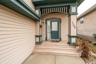 Photo 2: 205 LILAC Drive: Sherwood Park House for sale : MLS®# E4143043