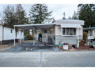 "Photo 1: 145 3665 244 Street in Langley: Otter District Manufactured Home for sale in ""Langley Grove Estates"" : MLS®# R2346294"