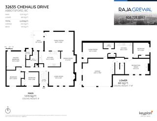 Photo 19: 32635 CHEHALIS Drive in Abbotsford: Abbotsford West House for sale : MLS®# R2350079
