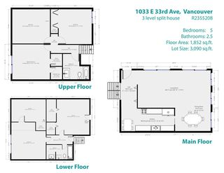 Photo 2: 1033 E 33RD Avenue in Vancouver: Fraser VE House for sale (Vancouver East)  : MLS®# R2355208