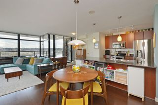 """Photo 6: 705 610 VICTORIA Street in New Westminster: Downtown NW Condo for sale in """"The Point"""" : MLS®# R2356448"""