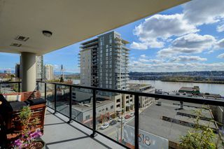 """Photo 15: 705 610 VICTORIA Street in New Westminster: Downtown NW Condo for sale in """"The Point"""" : MLS®# R2356448"""