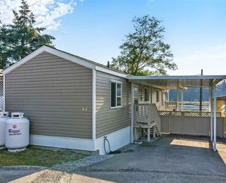 "Photo 12: 64 - 9950 WILSON Street in Mission: Stave Falls Manufactured Home for sale in ""RUSKIN PLACE"" : MLS®# R2358032"