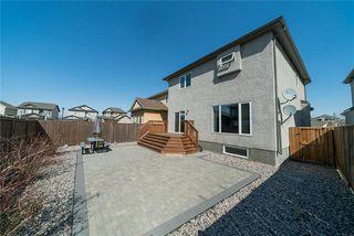 Photo 61: 26 Ironweed Road in Winnipeg: Sage Creek Residential for sale (2K)  : MLS®# 1909967