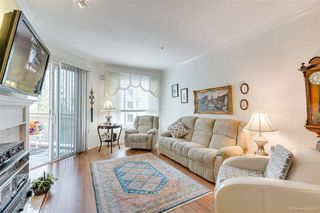 """Photo 4: 328 3098 GUILDFORD Way in Coquitlam: North Coquitlam Condo for sale in """"Marlborough House"""" : MLS®# R2367049"""