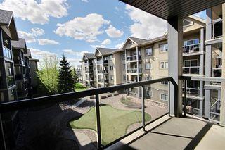 Photo 1: 313 279 Suder Greens Drive NW in Edmonton: Zone 58 Condo for sale : MLS®# E4157006