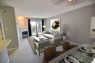 Photo 3: 313 279 Suder Greens Drive NW in Edmonton: Zone 58 Condo for sale : MLS®# E4157006
