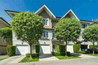 """Main Photo: 95 20540 66 Avenue in Langley: Willoughby Heights Townhouse for sale in """"AMBERLEIGH"""" : MLS®# R2371433"""