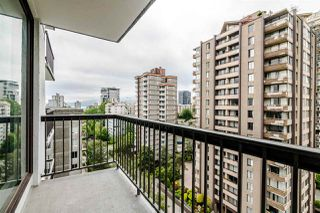 """Photo 12: 1204 1146 HARWOOD Street in Vancouver: West End VW Condo for sale in """"THE LAMPLIGHTER"""" (Vancouver West)  : MLS®# R2374402"""