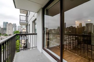 """Photo 13: 1204 1146 HARWOOD Street in Vancouver: West End VW Condo for sale in """"THE LAMPLIGHTER"""" (Vancouver West)  : MLS®# R2374402"""