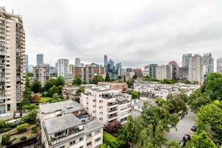 """Photo 17: 1204 1146 HARWOOD Street in Vancouver: West End VW Condo for sale in """"THE LAMPLIGHTER"""" (Vancouver West)  : MLS®# R2374402"""