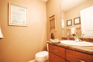 Photo 12: 23 Meridian Loop: Stony Plain House Half Duplex for sale : MLS®# E4160445